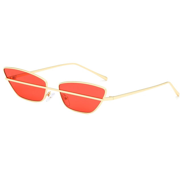 The Liner Sunglasses Red Sunglasses Red   - Super Cool Supply Store