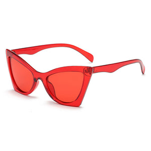The Era Sunglasses Red Sunglasses Red   - Super Cool Supply Store
