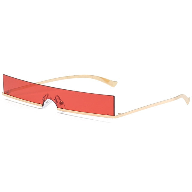 The Futura Sunglasses Red Sunglasses Red   - Super Cool Supply Store