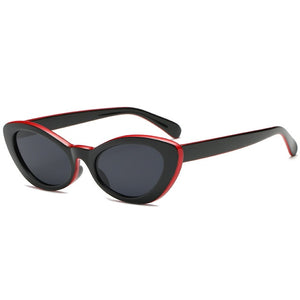 The Terrestrial Sunglasses Black Red Sunglasses Black Red   - Super Cool Supply Store