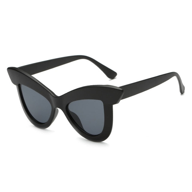 The Epica Singlasses Matte Black Sunglasses Matte Black   - Super Cool Supply Store