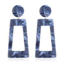 Load image into Gallery viewer, The Evermore Archway Earrings Blue Earrings Blue   - Super Cool Supply Store