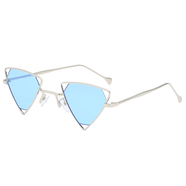 The Tristar Sunglasses Blue Sunglasses Blue   - Super Cool Supply Store