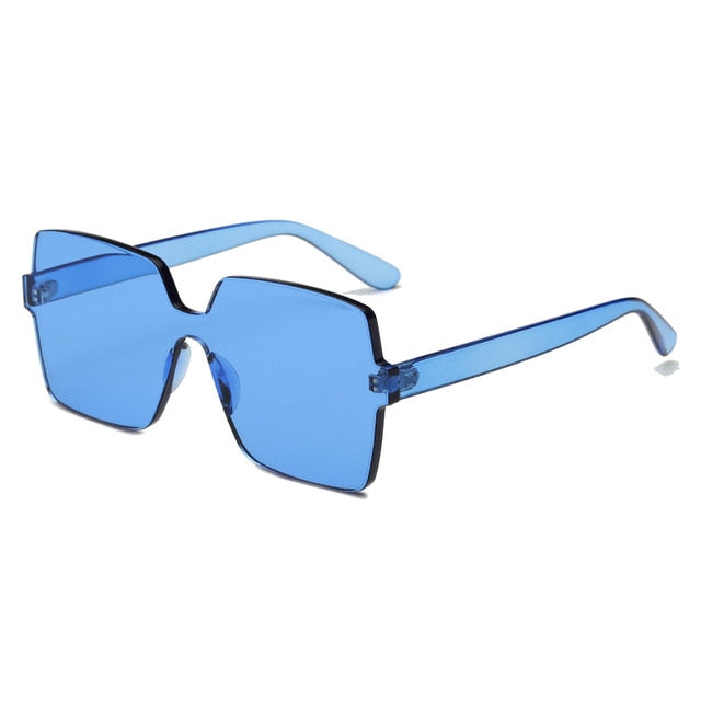 The Vegas Sunglasses Blue Sunglasses Blue   - Super Cool Supply Store