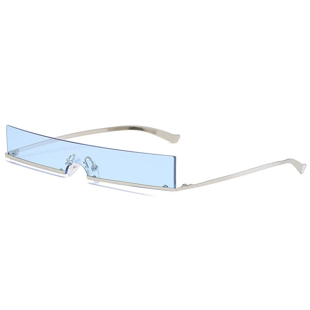 The Futura Sunglasses Blue Sunglasses Blue   - Super Cool Supply Store