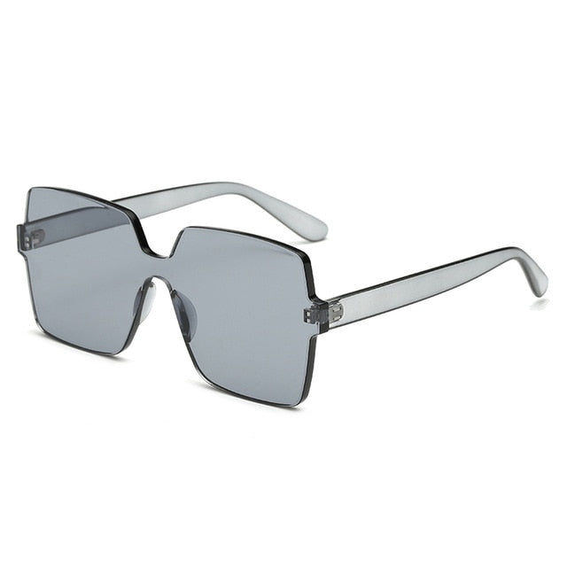 The Vegas Sunglasses Grey Sunglasses Grey   - Super Cool Supply Store