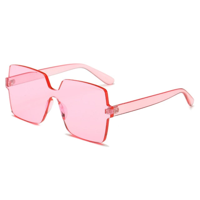 The Vegas Sunglasses Pink Sunglasses Pink   - Super Cool Supply Store