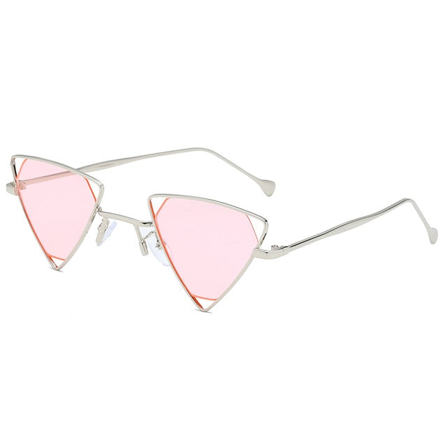The Tristar Sunglasses Pink Sunglasses Pink   - Super Cool Supply Store