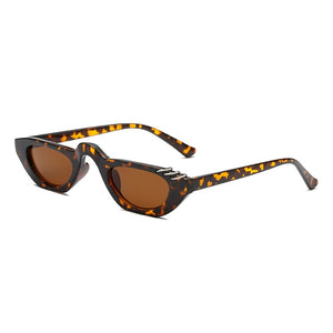 The Peri Sunglasses Leopard Sunglasses Leopard   - Super Cool Supply Store