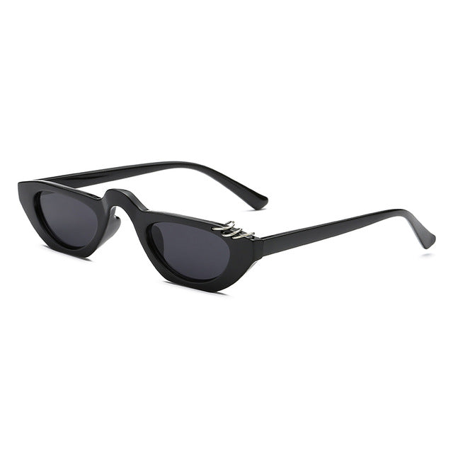 The Peri Sunglasses Black Sunglasses Black   - Super Cool Supply Store