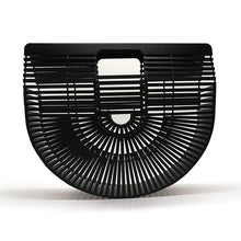 The Madonna Bamboo Bag Black Bags Black   - Super Cool Supply Store