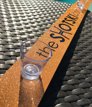 Gold Glitter Shotski - TheShotski