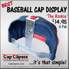Cap Capers - Hat Rack of Professionals