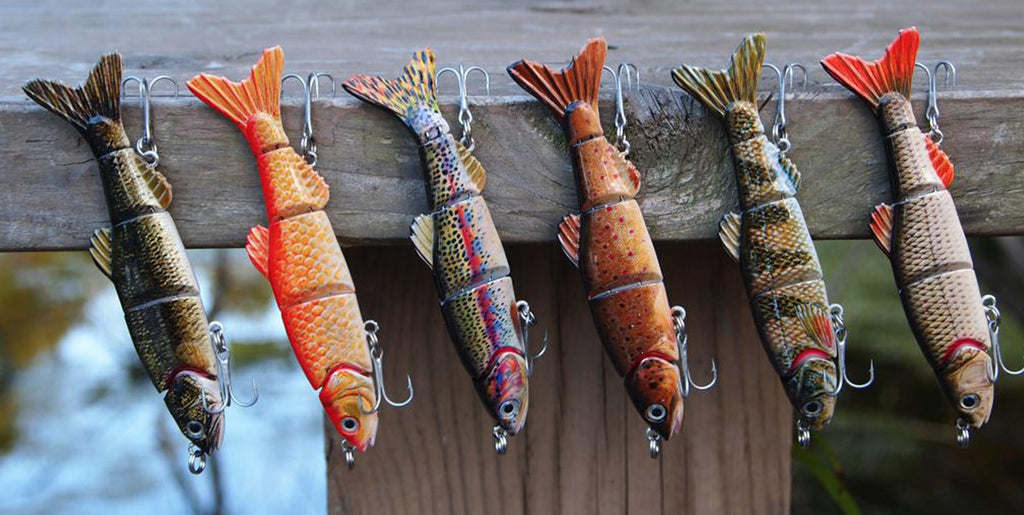 What are multi jointed swimbaits and do they work? – Kanan Lures