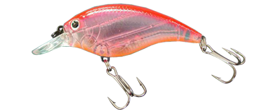 Alosa Minor Pink Crankbait