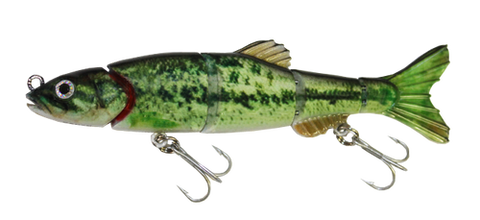 Aqua Relic Minnow - Baby Bass Swimbait