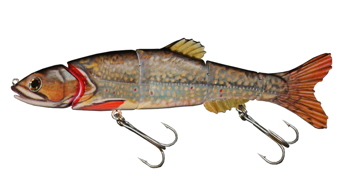 Aqua Relic Monster - Brook Trout Swimbait