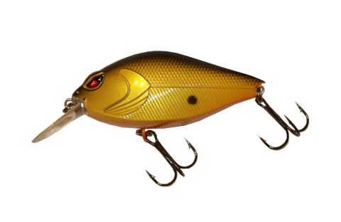 Alosa Minion - Golden Crankbait