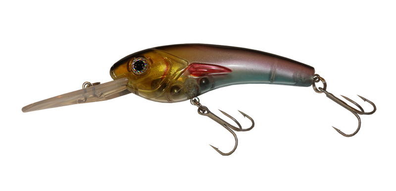 Alosa Major - Lucid Ghost Crankbait
