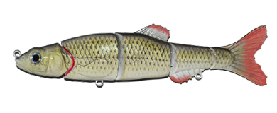 Aqua Relic Monster - Red Shiner Swimbait