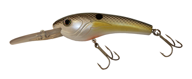 Alosa Major - Threadfin Shad Crankbait