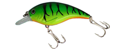 Alosa Minor Fire Tiger Crankbait