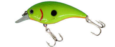 Alosa Minor Neon Crankbait