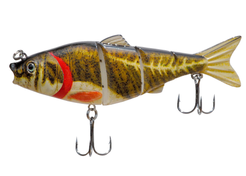 Aqua Relic Fatty - Camo Swimbait