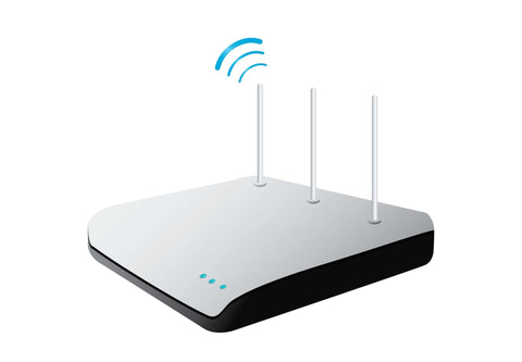 Image result for router frequency