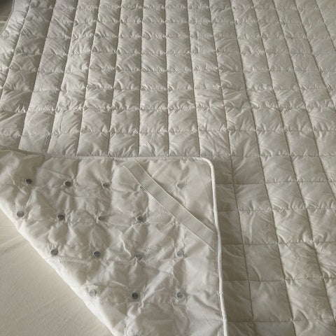 magnetic therapy message mattress pad