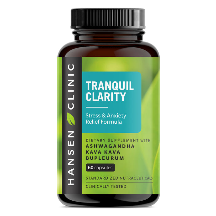 TRANQUIL CLARITY™ Stress Relief