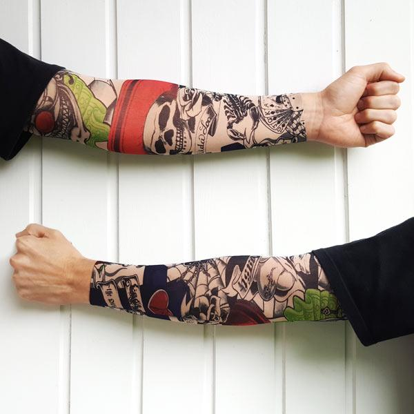 Elastic Tattoo Arm Sleeve (6 x Arm Bundle)