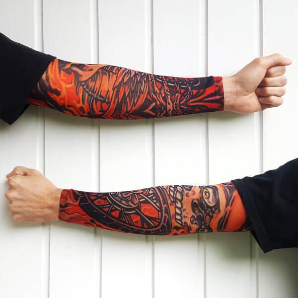 Tattoo Arm Sleeve Bundle (6 x arms)