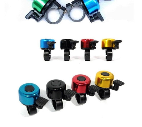 Colorful Bike Bell
