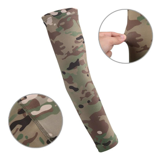Camouflage Arm Sleeves