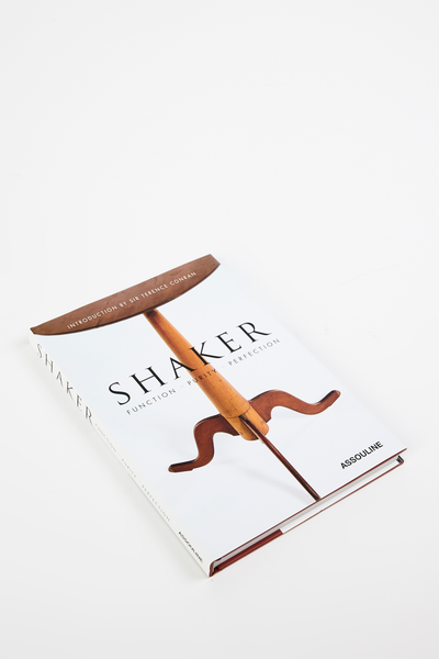 Shaker: Function,Purity,Perfection