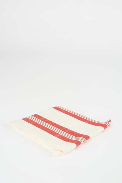 Table Runner with Fringes