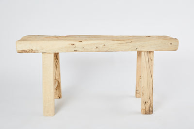 Original Elm Bench