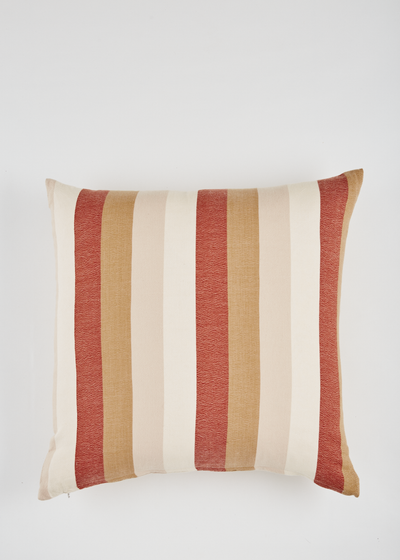 Jardin Escape Stripe Cushion