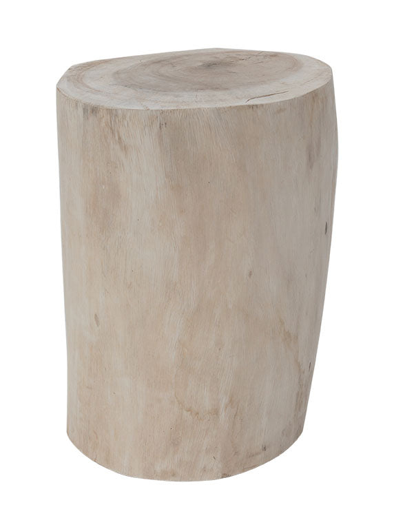 Log Stool By Uniqwa