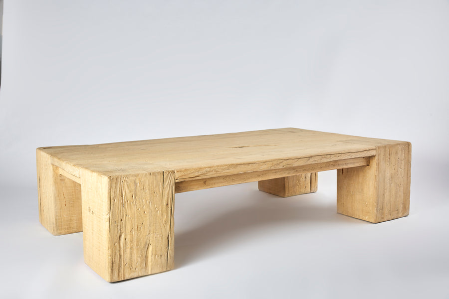 Modern Square Leg Coffee Table