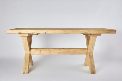 Original Elm Dining Table