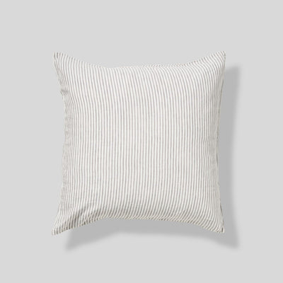 100% Linen Pillowslip Set in Stripe