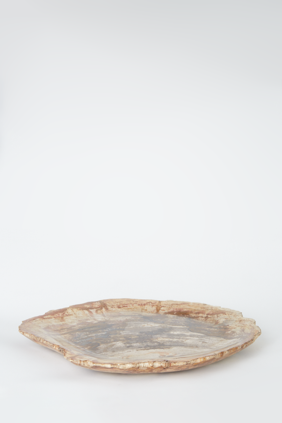 Petrified Timber Platter