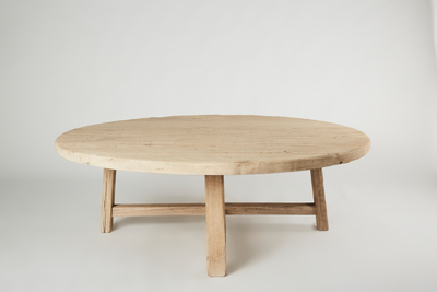 Si Round Coffee Table