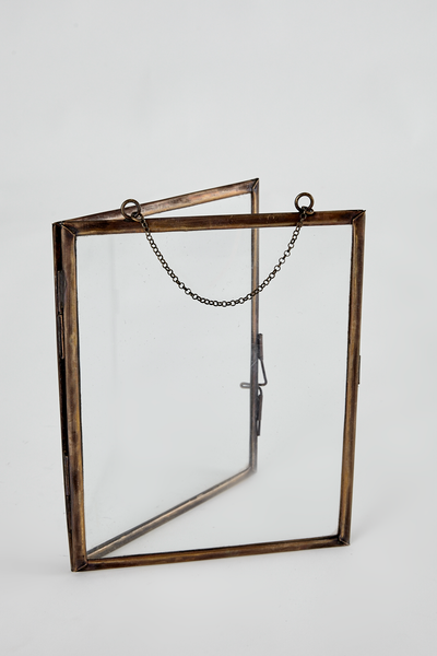Hand Forged Picture Frame