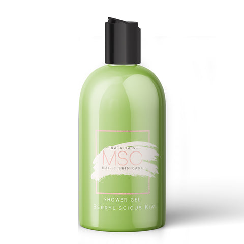 Berryliscious Kiwi Shower Gel