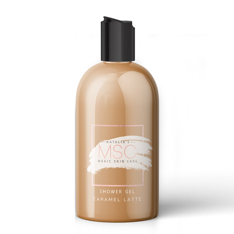 Caramel Latte Shower Gel