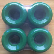 1Set(4pcs) PU Cuiser Wheels  65 X 40mm SHR83A fit Longboard Skateboard Drop Cruiser Skate Board