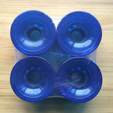1Set(4pcs) Cruiser Wheels 70 x 51 mm 78A Fits Skateboard Drop Longboard Cruiser Board